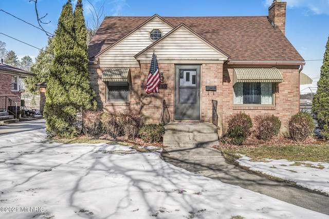 1849 Bridge Street NW, Grand Rapids, MI 49504 (MLS #21002178) :: Ginger Baxter Group