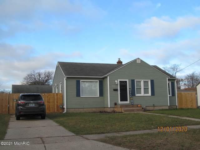 3143 Woodward Avenue SW, Wyoming, MI 49509 (MLS #21002186) :: Ginger Baxter Group