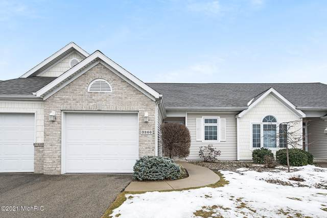 3266 Town Crossing Drive, Grandville, MI 49418 (MLS #21002195) :: JH Realty Partners