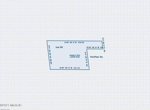 000 Val-Pine Drive, Battle Creek, MI 49017 (MLS #21002213) :: Jennifer Lane-Alwan