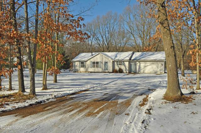 3681 118th Avenue, Allegan, MI 49010 (MLS #21002238) :: Jennifer Lane-Alwan