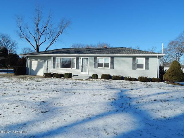 58482 Kerr Creek Road, Three Rivers, MI 49093 (MLS #21002244) :: Ginger Baxter Group