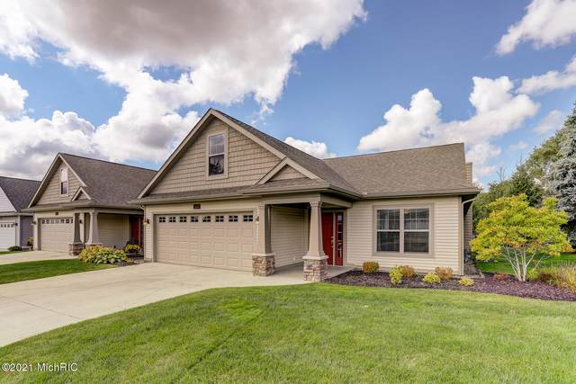 1238 St. Andrews Drive #27, Holland, MI 49423 (MLS #21002295) :: JH Realty Partners