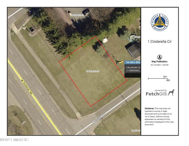 1 Cinderella Circle, Springfield, MI 49037 (MLS #21002306) :: Ginger Baxter Group