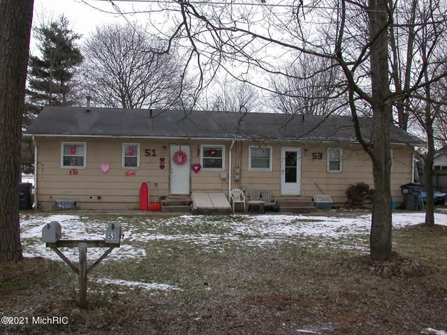 51-53 Maple, Galesburg, MI 49053 (MLS #21002368) :: CENTURY 21 C. Howard