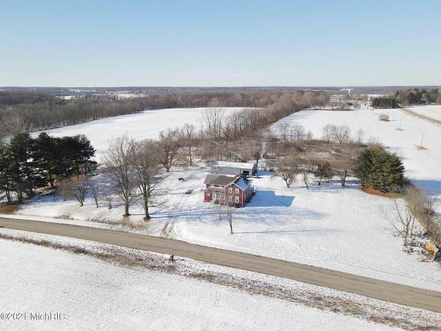 108 S Fillmore Road, Coldwater, MI 49036 (MLS #21002450) :: CENTURY 21 C. Howard