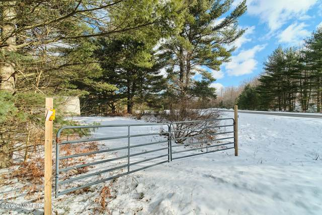 40 Acres Nessen City Road, Copemish, MI 49625 (MLS #21002486) :: Deb Stevenson Group - Greenridge Realty