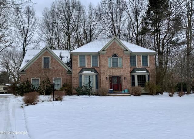 3282 S Estates Place, St. Joseph, MI 49085 (MLS #21002615) :: CENTURY 21 C. Howard