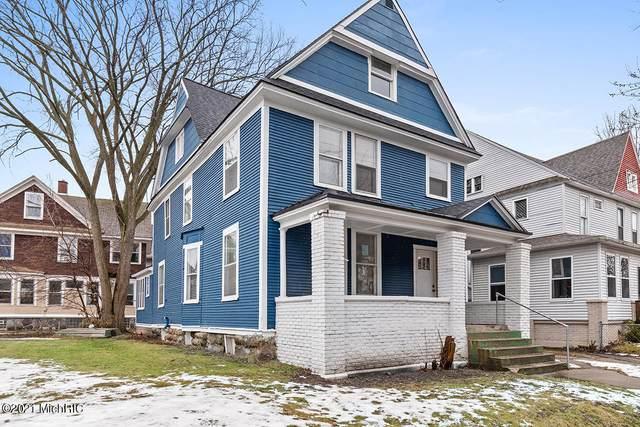 240 Eastern Avenue SE, Grand Rapids, MI 49503 (MLS #21002640) :: Keller Williams Realty | Kalamazoo Market Center