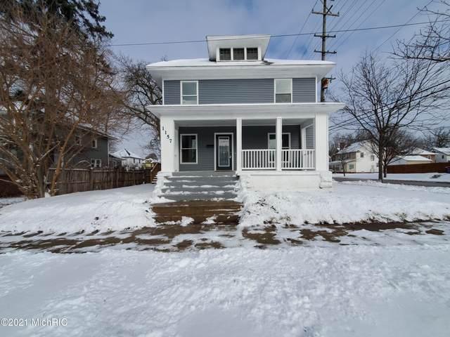 1157 Sherman Street SE, Grand Rapids, MI 49506 (MLS #21002655) :: Keller Williams Realty | Kalamazoo Market Center