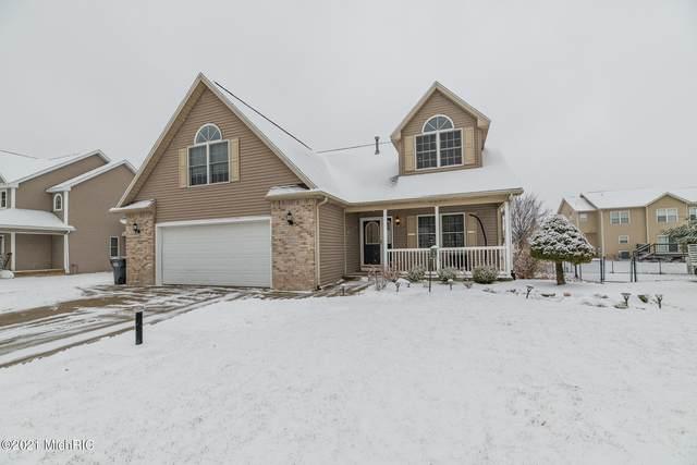 7835 Reindeer, Portage, MI 49002 (MLS #21002680) :: Keller Williams Realty | Kalamazoo Market Center
