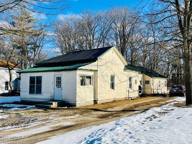64 S Cook Street, Hesperia, MI 49421 (MLS #21002887) :: Keller Williams Realty | Kalamazoo Market Center
