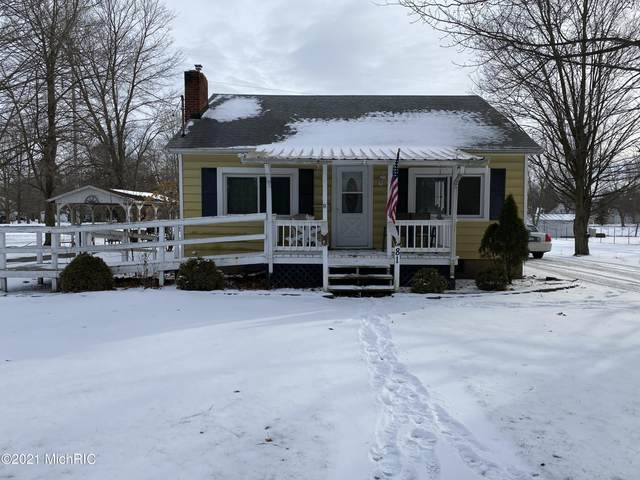 81 Hawley Street, Quincy, MI 49082 (MLS #21003213) :: Deb Stevenson Group - Greenridge Realty