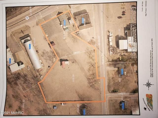 1604 Lincoln Road, Allegan, MI 49010 (MLS #21003469) :: Deb Stevenson Group - Greenridge Realty