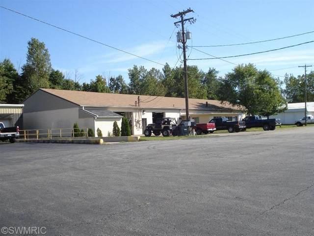 1117 Industrial Court, Benton Harbor, MI 49022 (MLS #21003582) :: Deb Stevenson Group - Greenridge Realty