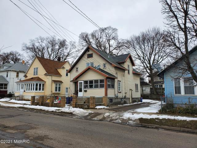 605 High Street SW, Grand Rapids, MI 49503 (MLS #21003705) :: CENTURY 21 C. Howard