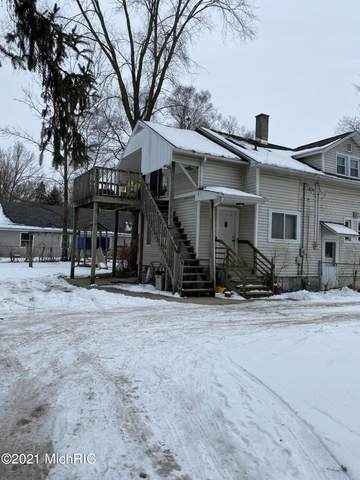 512 Church Street, Wayland, MI 49348 (MLS #21003937) :: Deb Stevenson Group - Greenridge Realty