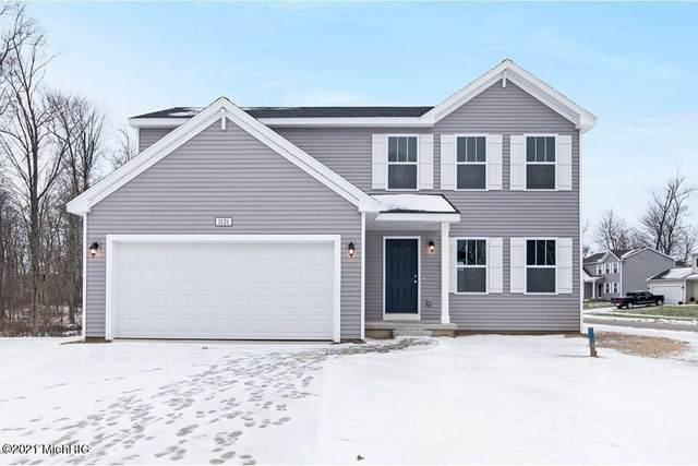 TBD-Lot 05 Liberty Street, Muir, MI 48860 (MLS #21004089) :: Deb Stevenson Group - Greenridge Realty