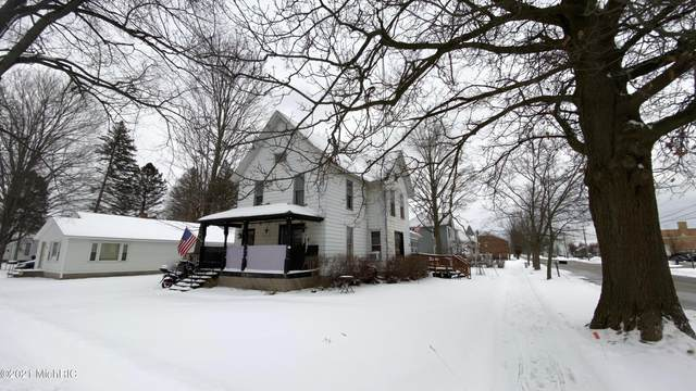 105 Oak Street, Paw Paw, MI 49079 (MLS #21004167) :: Deb Stevenson Group - Greenridge Realty