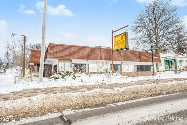204-214 E State Street, Belding, MI 48809 (MLS #21004322) :: Your Kzoo Agents