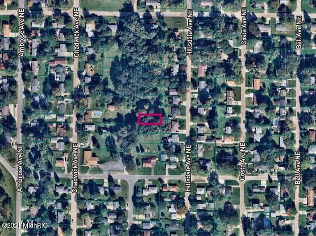 4128 Lindberg Avenue NE, Grand Rapids, MI 49525 (MLS #21004553) :: JH Realty Partners