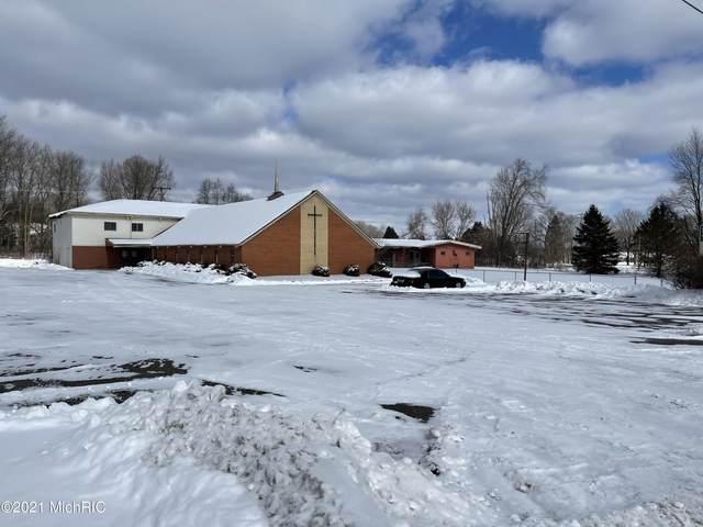 7615 Morgan Road E, Battle Creek, MI 49017 (MLS #21004569) :: Deb Stevenson Group - Greenridge Realty