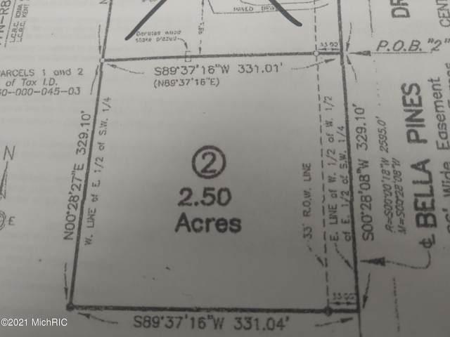 1652 Bella Pines Road, Lowell, MI 49331 (MLS #21004614) :: Deb Stevenson Group - Greenridge Realty