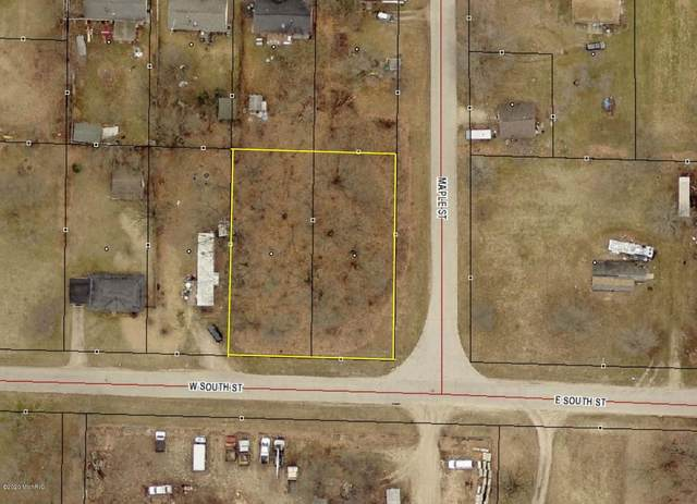 W V/L South. 2 Lots Street, Decatur, MI 49045 (MLS #21004826) :: Your Kzoo Agents