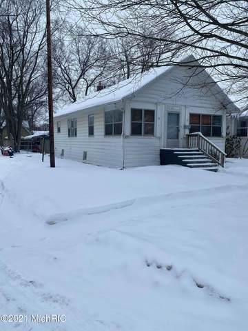72 Yale Street, Battle Creek, MI 49017 (MLS #21005114) :: Deb Stevenson Group - Greenridge Realty