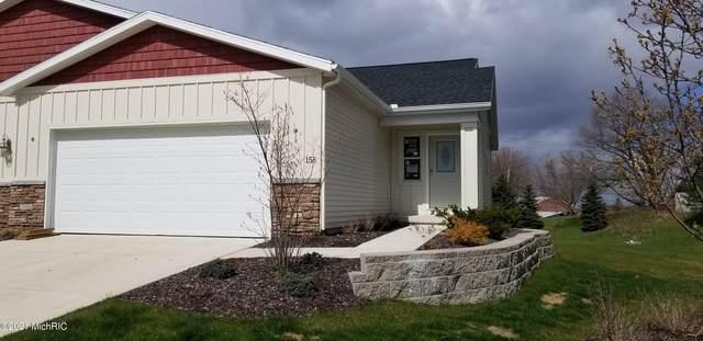 158 Brewer Park Circle, Grand Rapids, MI 49548 (MLS #21005127) :: Deb Stevenson Group - Greenridge Realty