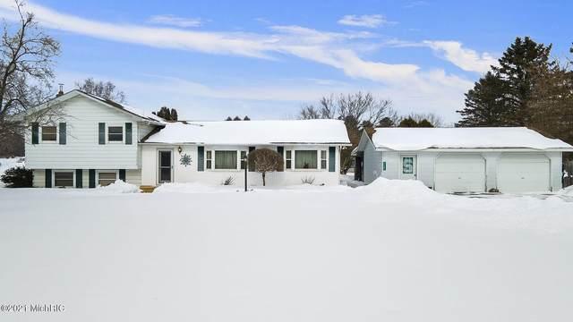 4220 W Stanton Road, Stanton, MI 48888 (MLS #21005162) :: CENTURY 21 C. Howard
