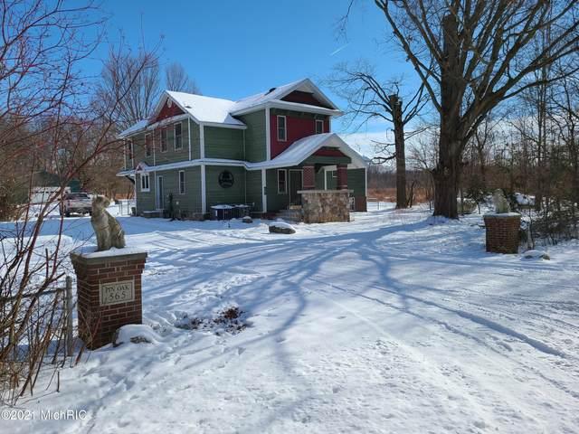 565 Ambs Road, Colon, MI 49040 (MLS #21005174) :: Deb Stevenson Group - Greenridge Realty