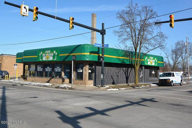 519 Mills Street, Kalamazoo, MI 49001 (MLS #21005202) :: Keller Williams Realty | Kalamazoo Market Center