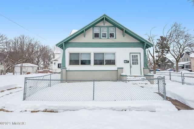 47 Post Avenue, Battle Creek, MI 49014 (MLS #21005225) :: Deb Stevenson Group - Greenridge Realty