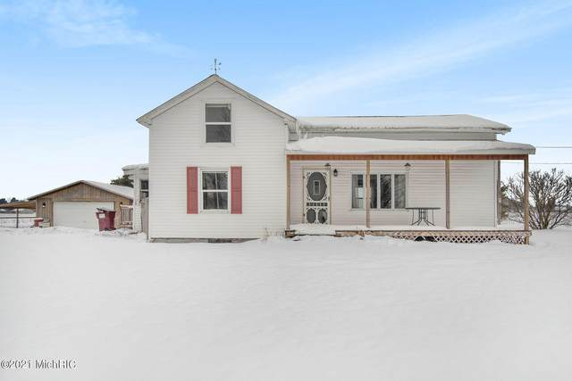 9131 Old Hwy 99, Montague, MI 49437 (MLS #21005377) :: Deb Stevenson Group - Greenridge Realty