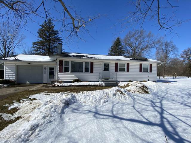 687 Langs Drive, Jonesville, MI 49250 (MLS #21005408) :: Deb Stevenson Group - Greenridge Realty