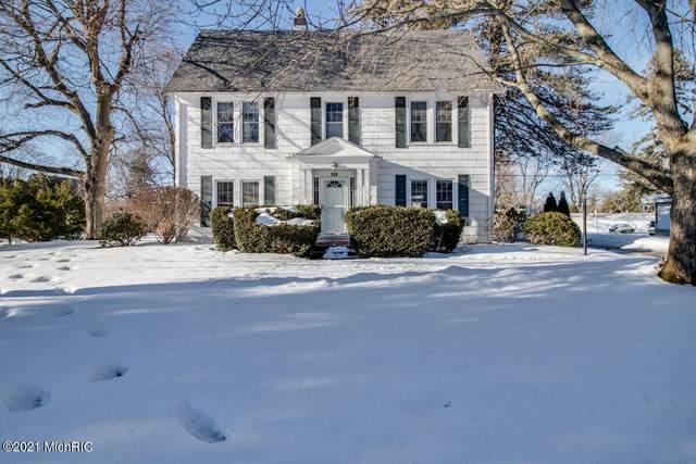 108 Westway Place, Battle Creek, MI 49015 (MLS #21005443) :: Deb Stevenson Group - Greenridge Realty