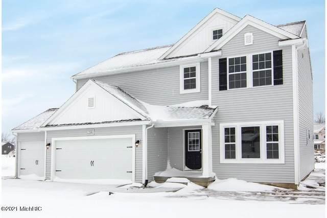 5836 Lynn Drive, Allendale, MI 49401 (MLS #21005451) :: Deb Stevenson Group - Greenridge Realty