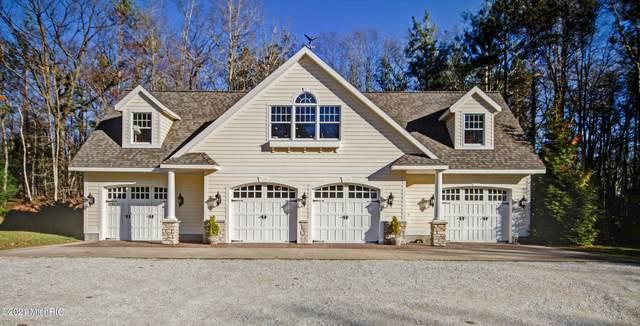 4500 Lakeshore Road, Manistee, MI 49660 (MLS #21005478) :: Deb Stevenson Group - Greenridge Realty