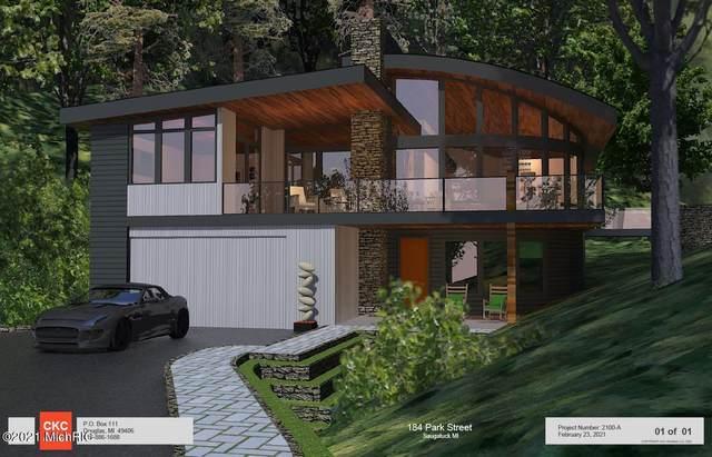 184 Park Street, Saugatuck, MI 49453 (MLS #21005493) :: Deb Stevenson Group - Greenridge Realty