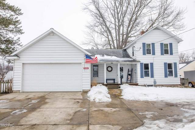 5452 32nd Avenue Avenue, Hudsonville, MI 49426 (MLS #21005591) :: Deb Stevenson Group - Greenridge Realty
