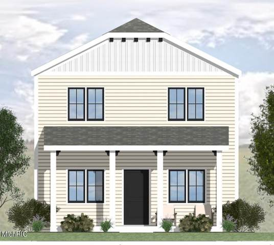 1342 6th Street, Muskegon, MI 49441 (MLS #21005699) :: JH Realty Partners