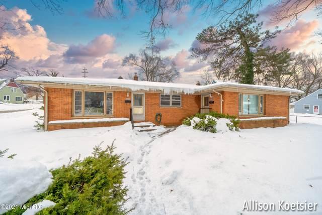 1604 Rossman Avenue SE, Grand Rapids, MI 49507 (MLS #21005707) :: Deb Stevenson Group - Greenridge Realty