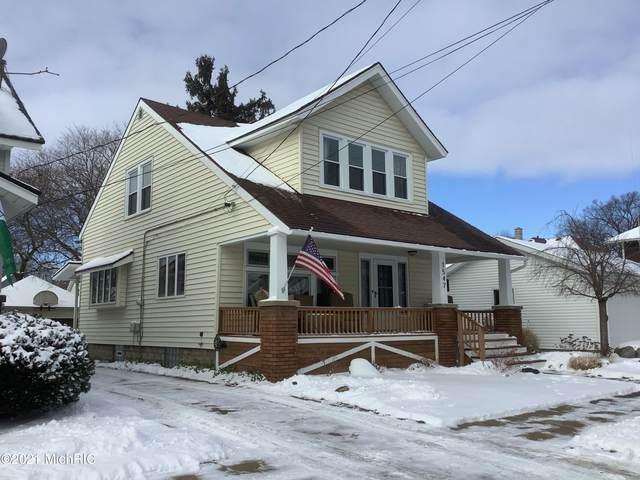 1547 Tamarack Avenue NW, Grand Rapids, MI 49504 (MLS #21005731) :: Deb Stevenson Group - Greenridge Realty