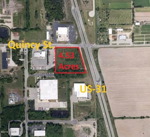 12830 Quincy Street 4.53 Acres, Holland, MI 49424 (MLS #21005768) :: Deb Stevenson Group - Greenridge Realty