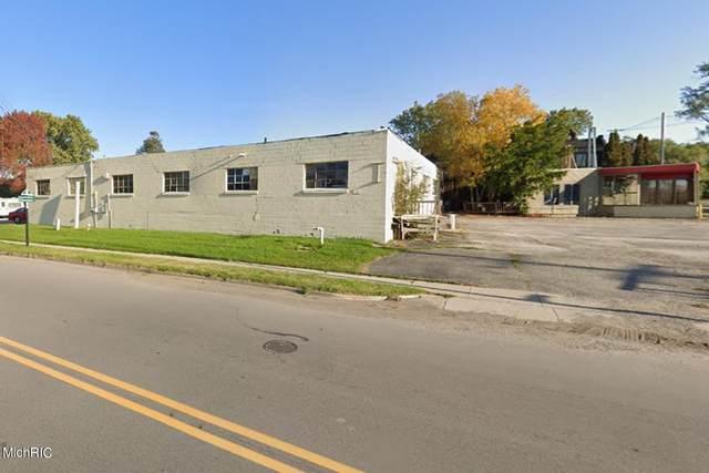 825 W Western Avenue #2, Muskegon, MI 49441 (MLS #21005788) :: CENTURY 21 C. Howard