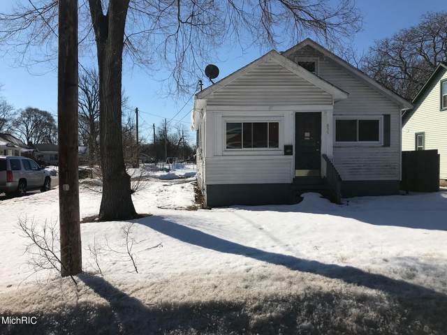 855 Windsor Avenue, Muskegon, MI 49441 (MLS #21005826) :: Ron Ekema Team