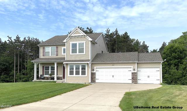 9255 Windward Drive, West Olive, MI 49460 (MLS #21005830) :: Deb Stevenson Group - Greenridge Realty