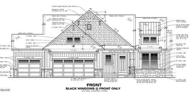 3532 Wolven Ridge Dr NE, Rockford, MI 49341 (MLS #21005887) :: CENTURY 21 C. Howard