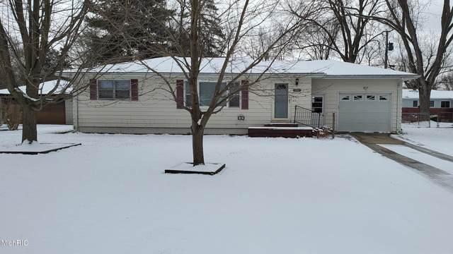 980 Vinewood Drive, St. Joseph, MI 49085 (MLS #21005901) :: Ron Ekema Team